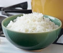 steamed white rice. Brilliant White Steve Hunter To Steamed White Rice