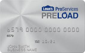 Lowes Commercial Credit Card Application Https Lowespreload Com