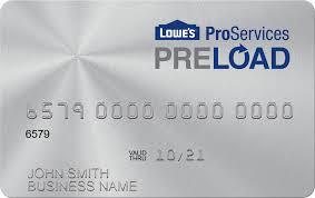 introducing lowe s preload
