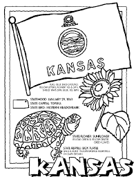 Small Picture Kansas Coloring Page crayolacom