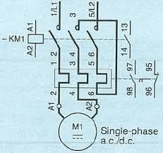how do i connect a direct on line (dol) starter to a single phase telemecanique motor starter at Tesys U Wiring Diagram