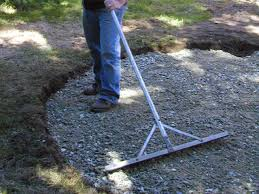 how to lay a circular paver patio how