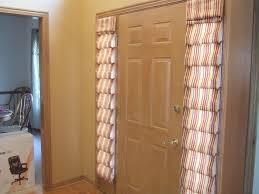 curtain for front door100 Front Door Panel Curtains  Diy Door Panel Thenerdnest