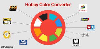 Hobby Color Converter