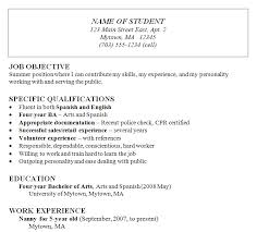 The resume is succinct and fits cleanly onto one page. The most important  information