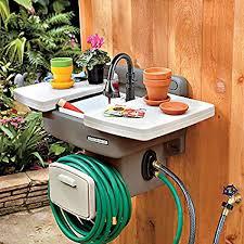 for backyard gear outdoor sink