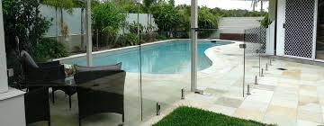 cost per metre nz glass pool fencing trafficstopper info