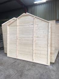 garden sheds manufactured at our sawmill in crumlin