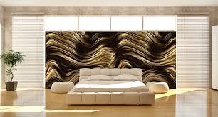 Mowade Modernes Wanddesign Mit Exklusiven Design Tapeten Avec 3d