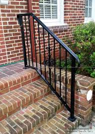 basic aluminum porch rail hand rails for decks81