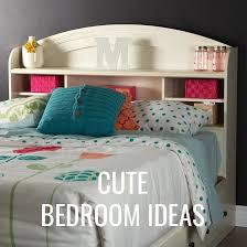 Cute Bedroom Ideas Impressive Inspiration