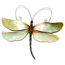dragonfly metal wall decor metal and dragonfly wall decor handmade in good luck dragonfly metal wall
