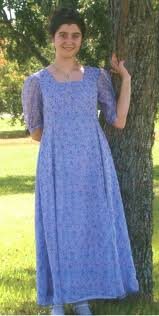 Modest Dress Patterns
