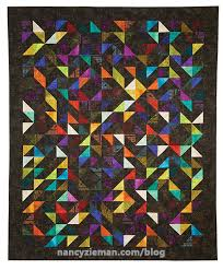 Sew and Quilt with Precut Fabrics with Nancy Zieman and Marie ... & Quarter Log Cabin Quilt Adamdwight.com