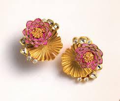 Tata Gold Jewellery Designs Banaras Jewellery Collection By Zoya House Of Tata