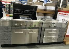 costco 795210 kitchenaid 7 burner island grill