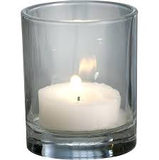 votive candles in glass holders tea light and candle holder bulk with