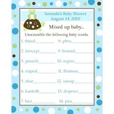 Baby Shower Games For Guys Baby Shower Unique Baby Shower Games For ...