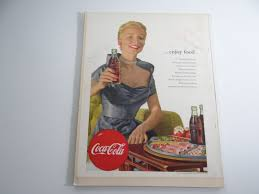 Good Housekeeping Advertising Good Housekeeping July 1952 1950s Magazine Alex Ross Cover