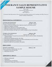 Insurance Agent Resume Sample Best Sample Sales Resumes Lovely
