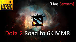 dota 2 mmr road to 6k dark moon live stream 64 youtube