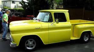 1961 Chevy Pickup Truck - YouTube