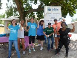 women build to benefit habitat for humanity of palm beach county