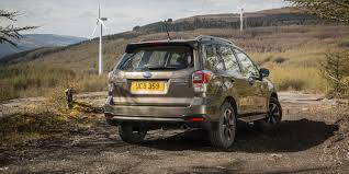 Subaru Forester Review   carwow