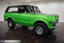 1970 1971 not K10 Blazer Mud Toy Four Wheel Drive