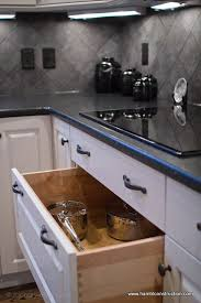 Kitchen Cabinet Storage Solutions, Kitchen Design, Shelving Ideas, Storage  Ideas, Deep Pot