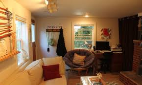 Papasan Chair In Living Room Small Family Room With Couch And Papasan Chair And Office Desk And