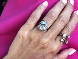 Diamond Ring Chart The 4 Biggest Engagement Ring Trends For 2020 Who What Wear