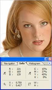 Skin Tone Color Chart Photoshop Correct Skin Tones For Print