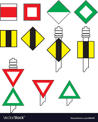 Image Vector Royalty River Free Navigation Signs