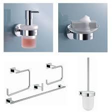 Mesmerizing Bathroom Accessories Fittings Fixtures DIY At B Q Of ...