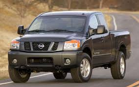 Pricing for 2010 Nissan Titan Pickup Truck Announced - PickupTrucks ...