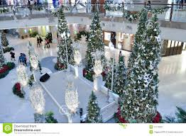 Decoration Of Christmas In The Garden Mall Editorial Photo - Image ...