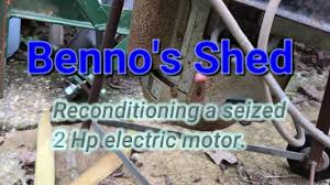 2hp electric motor reco