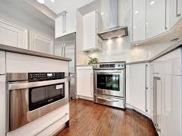 High Gloss White Kitchen Shiny White Kitchen Cabinets Monsterlune