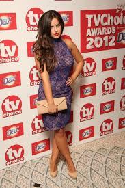 See Thru Tv Georgia May Foote Wearing See Through Dress At Tv Choice Awards In