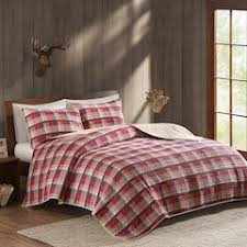 Woolrich Quilts & Coverlets - Bedding, Bed & Bath | Kohl's & Woolrich 3 pc Tasha Plaid Quilt Set Adamdwight.com