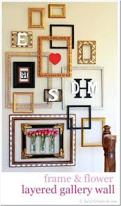 wall picture frames how to make a frame gallery wall wall hanging picture frames collage