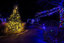 Midwest Lighting Michigan Powell Gardens Festival Of Lights 2019 In Midwest Dates Map
