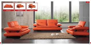 Living Room Furniture Package Orange Living Room Sets Extraordinary Orange Sofa Living Room