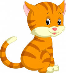 40 Imagens de Desenhos de Gatos Fofos para desenhar E Colorir