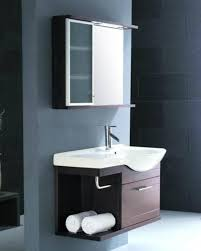 image result for wall sinks with cupboard grey bathroom ideas