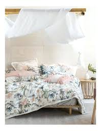 ivory jacquard duvet cover set linen house quilt in 1