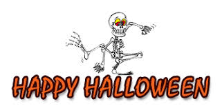 Image result for skeleton halloween gif
