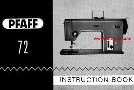 Pfaff 1020 Hobby Sewing Machine
