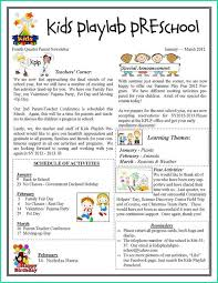 February Newsletter Template February Newsletter Preschool February Newsletter Preschool
